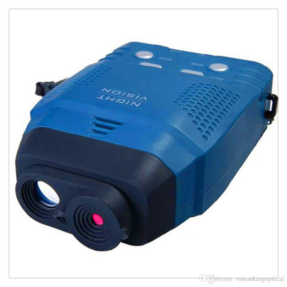 Visionking 3x Digital Night Vision Monocular Vedio/Photograph Hunter Can Be Connected to Computer Digital Monocular High Quality