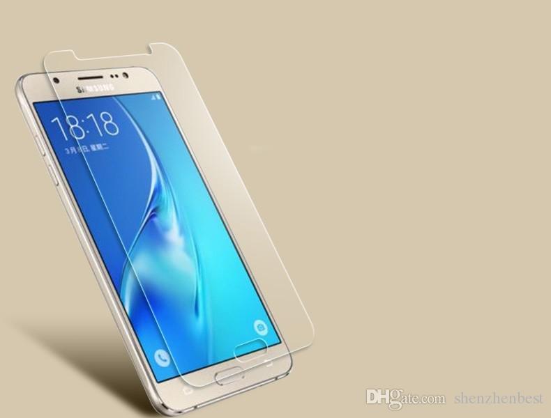 Verre trempé de qualité exceptionnelle pour Samsung W789 / W899 / W999 / E5 / E7 / Z1 / Z3 / N7505 / T399 / Film 300pcs / lot
