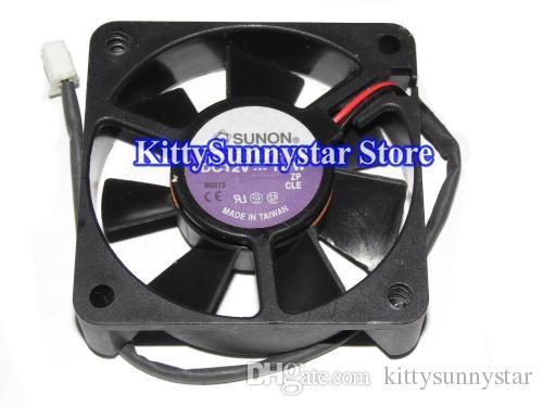 6cm KD1206PHS2 KD1206PHB3 12V 2Wire 3Wire ventilateur de refroidissement