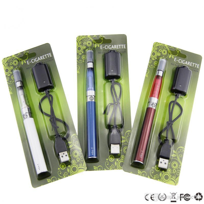 ego ce5 blister kit CE5 egot Blister e cig kit ce5 atomizzatore 650mah 900mah 1100 mah ego t batteria sigarette elettroniche ego kit
