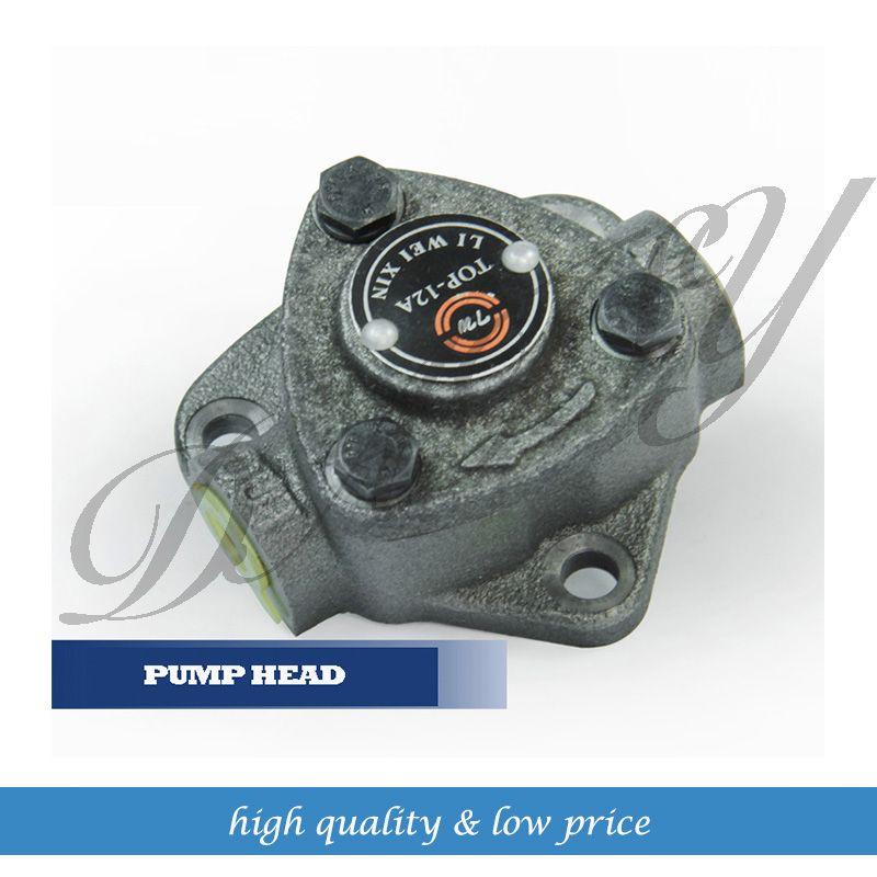 Pompe à huile triangulaire de pompe à huile de pompe triangulaire de pompe de lubrification de vitesse de TOP 11A 12A 380V