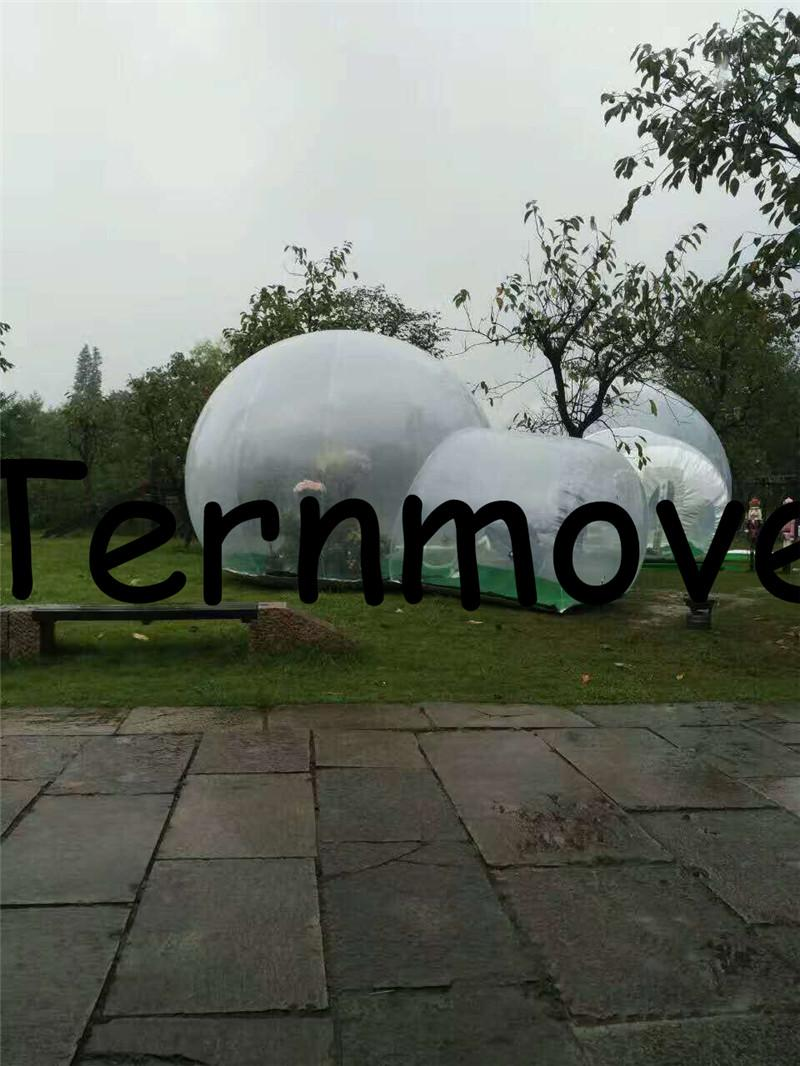 clear Bubble tent4