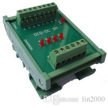 4 Kanal DIS-OC servo enkoder Diferansiyel Sinyali kolektöre 2MHz'ye dönüştürür