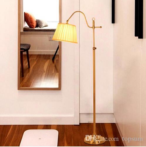 Best classic floor lamp modern office desk bedroom adjustable classic floor lamp modern office desk bedroom adjustable direction standing lamp copper color home lighting aloadofball Choice Image