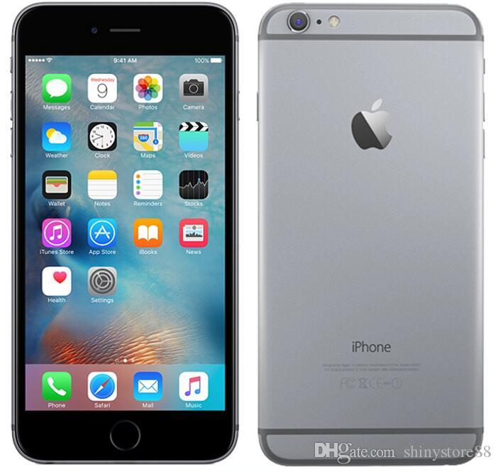 Original Apple Iphone 6s Plus 5 5 Inch With Touch Id 16gb 64gb 128gb Dual Core Ios 11 Unlocked Refurbished Mobile Phone Refurbished Cell Phones Smartphone Deals From Shinystore88 161 53 Dhgate Com