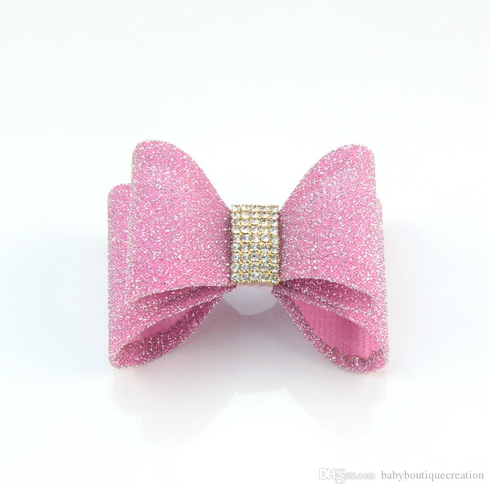 Hair bow button accessories - Pictures Show