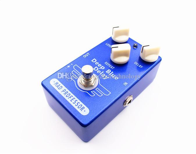 Custom Handmade OEM Hot-selling Mad Professor Deep Blue Delay Guitar Effect Pedal Guitar Pedaldelay Musical Instruments Free Shipping