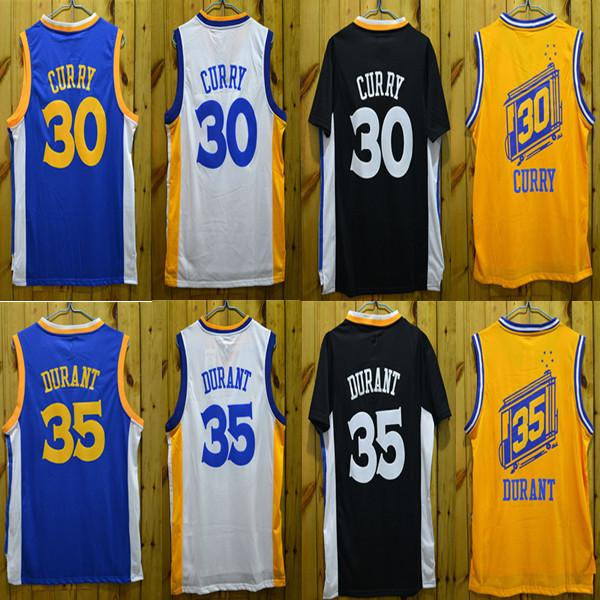 low priced 1fc57 1676a 2019 New Arrival 35 Kevin Durant Chinese Jersey 2017 New Year 30 Stephen  Curry Curry Shirt Stitched Basketball Jerseys Throwback Rev 30 Jerseys From  ...
