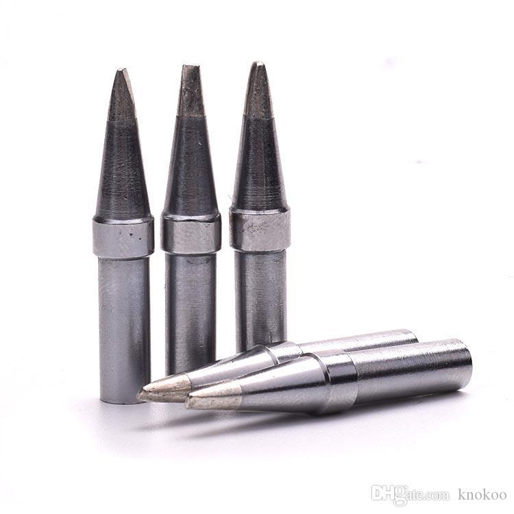 ETK saldatura punte di ferro 1.2mm punte lungo di perforazione per la stazione Weller WES51, WESD51and EC1201A, ferro PES51 saldare