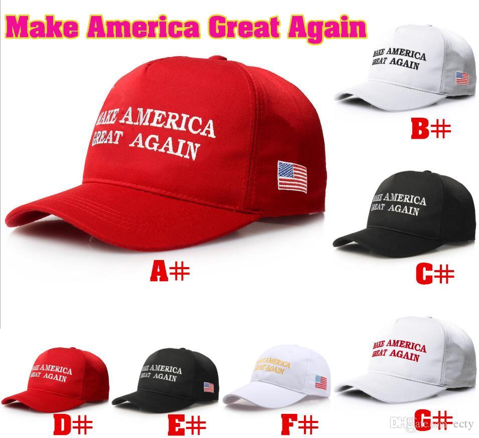 Donald Trump Adjustable Cap Make America Great Again Hat 2020 Republican Great