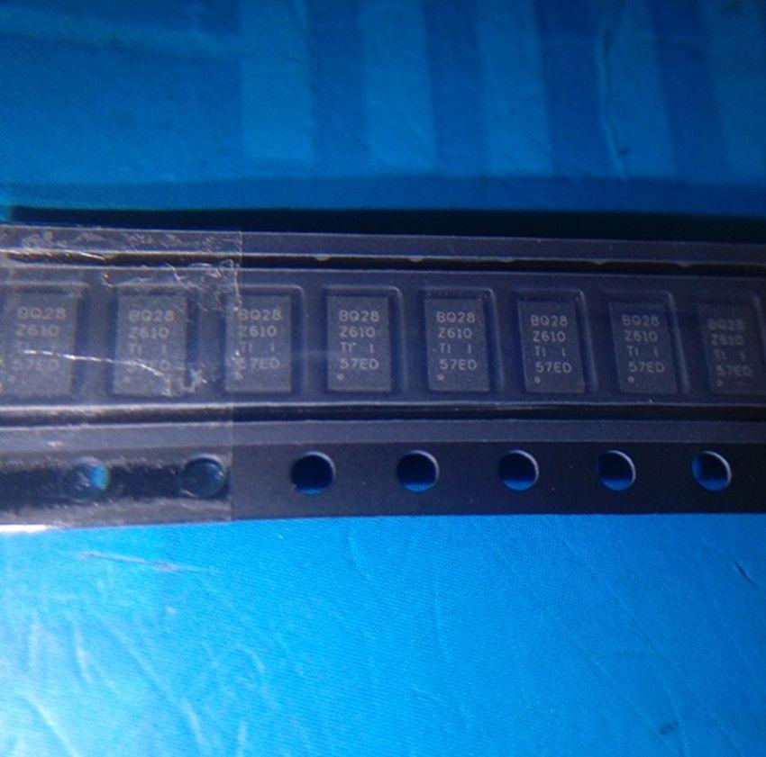 도매 5 개 / 많은 BQ28Z610 BQ28Z610DRZR BATT GAS GAUGE LIION 12SON 신품 및 기존 IC 무료 배송