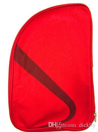 Beautiful 2PCS- DHS RC103/RC104 Table Tennis Tennis Racket Cover ping pang bags