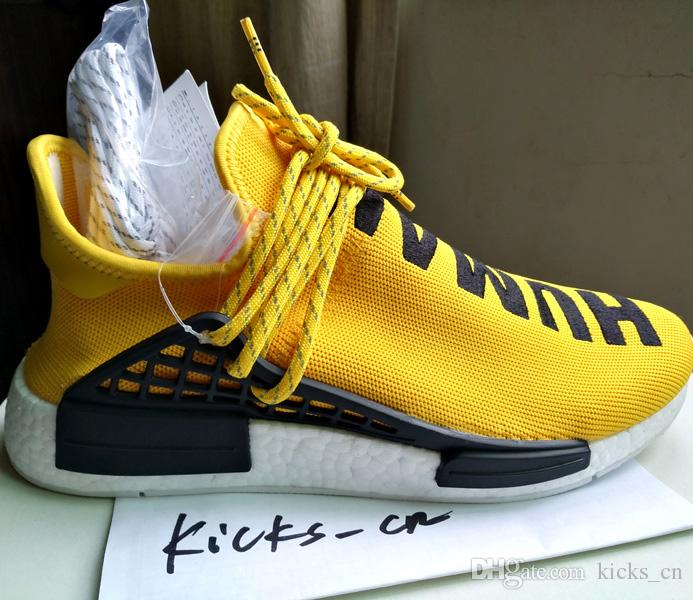 2020 Kicks Cn Nmd Human Race Pharrell Williams Runner Shoes