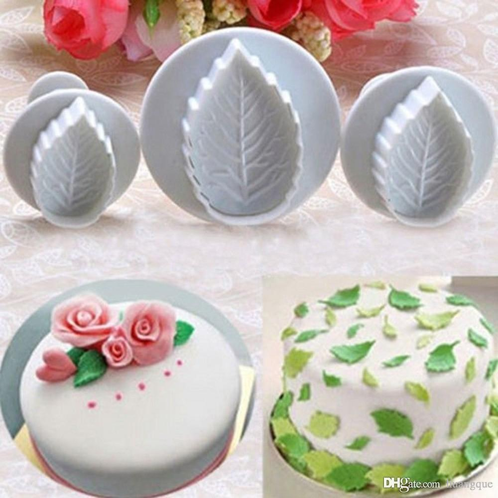 New Leaf Shape Fondant Cake Decorating Tools Cupcake Kitchen Fondant Kitchen Accessories Cake Mold Stand Plunger Cutter Canada 2021 From Huangque Cad 1 14 Dhgate Canada