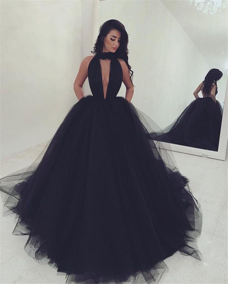 sélection premium e3f74 04c59 Acheter Longue Sexy Bourgogne Noir Mascarade De Bal Robe De Bal En Peluche  Indien Spécial Soirée Robes De Bal Robe Robe Para Formatura 2017 De $126.3  ...