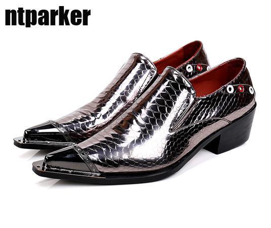 Scarpe da uomo Tyle fatte a mano da uomo Leathe scarpe da uomo formali eleganti scarpe a punta scarpe da uomo di moda business / party uomo Zapatos, EU38-46!