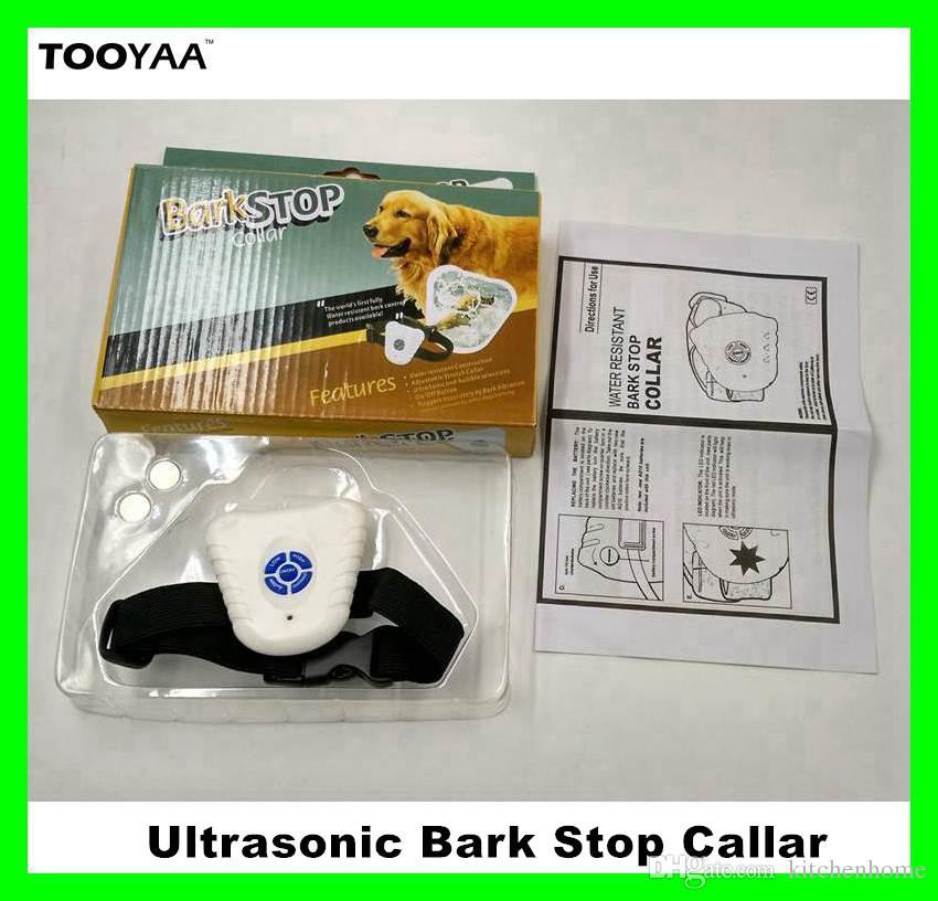 Colliers ultrasoniques anti-aboiement pour chiens