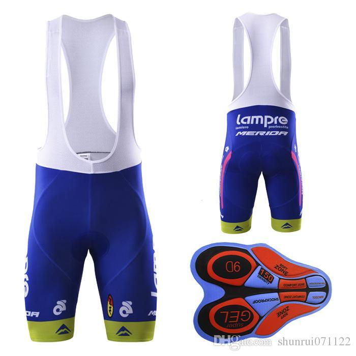 Takım 2018 lampre merida Yarış Takım bisiklet maillot ciclismo binmek giysi hızlı kuru erkek yaz bisiklet giyim sportwear