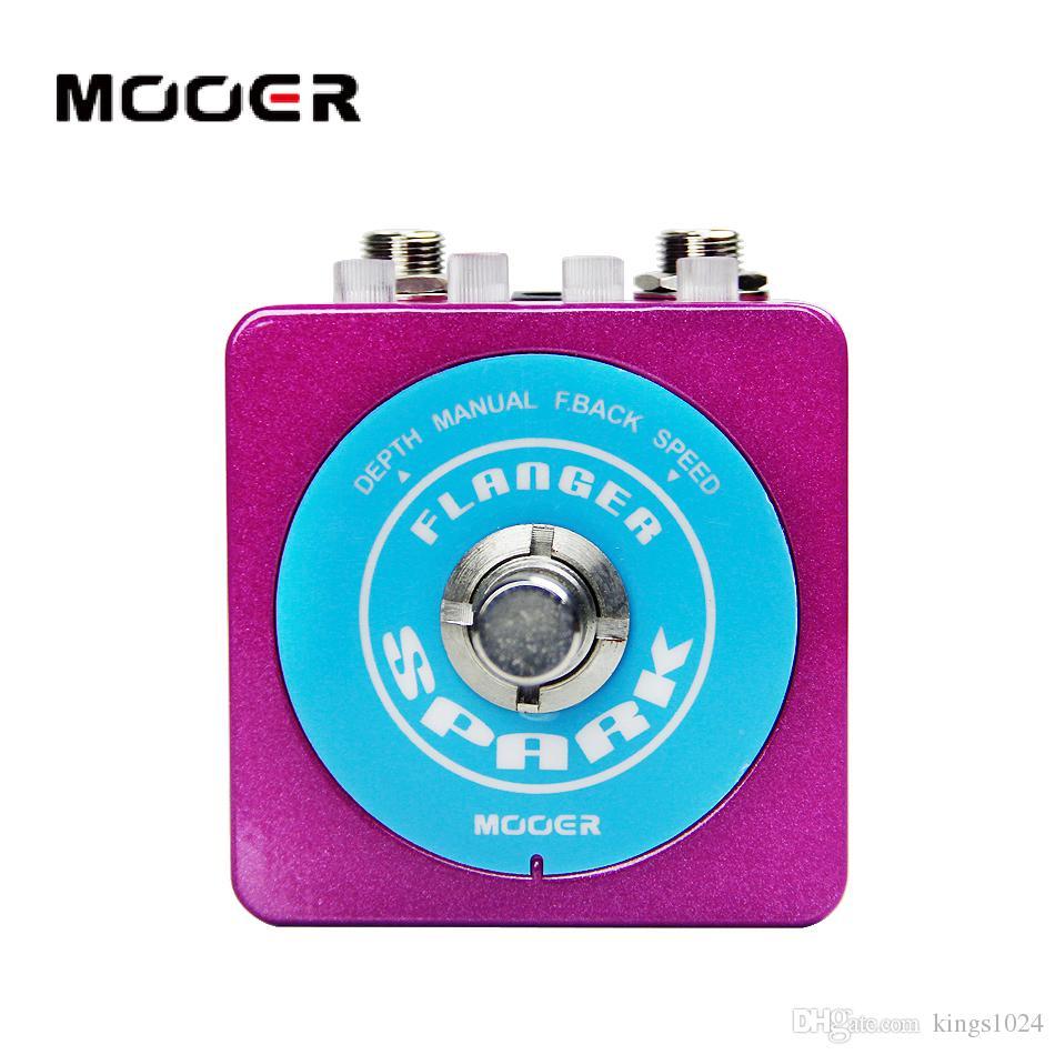 Mooer SPARK ECHO Pedal de efectos Bajos y accesorios Efectos spice ...