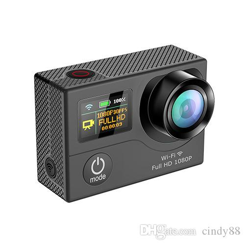 """G3 WIFI Sports Action Camera HDMI 1080P 2"""" 170 wide-angle lens driving underwater 30m with waterproof case Mini Camera sj4000 sj5000 sj7000"""