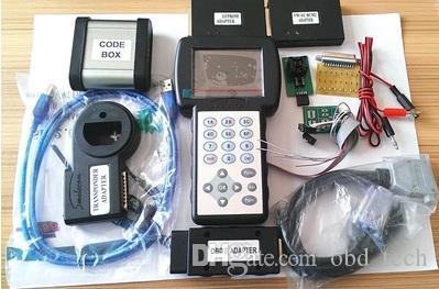 De nouvelles données Smart3 + Immo Full package Smart Data 3 avec Immo Full Package de haute qualité Smart Data 3 OBD2 antidémarrage Programmer