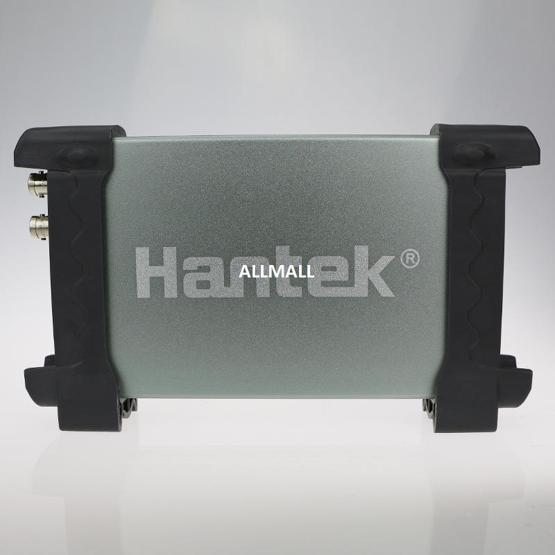 Бесплатная доставка 6022BE PC USB осциллограф 2 канала 20 МГц 48 МСА/с