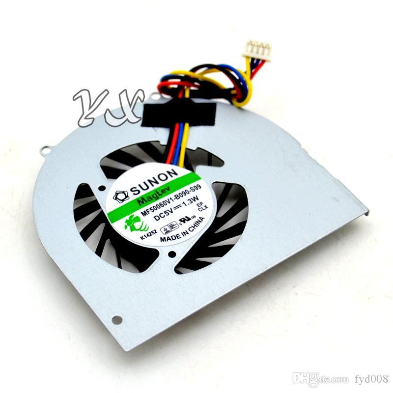 Ventola di raffreddamento della CPU di alta qualità nuova spedizione gratuita per Lenovo Q120 Q150 SUNON: ventola del computer portatile serie MF50060V1-B090-S99