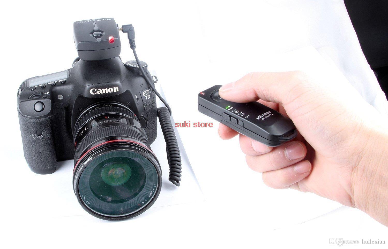 Temporizador Remoto Control Disparador para Canon EOS 650D 550D 600D 60D como RS-60E