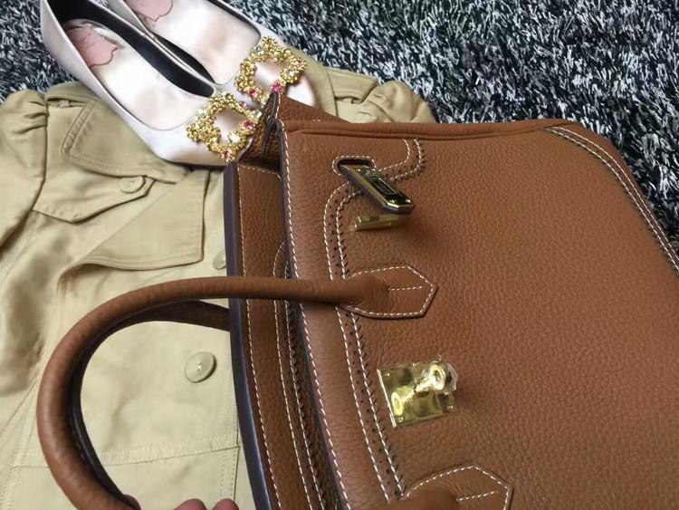 2016 Luxury H Handbag Women\`s Litchi Cowhide Messenger Bag Genuine Leather Famous Designer Shoulder Crossbody Totes Ladies Bolsa (34)