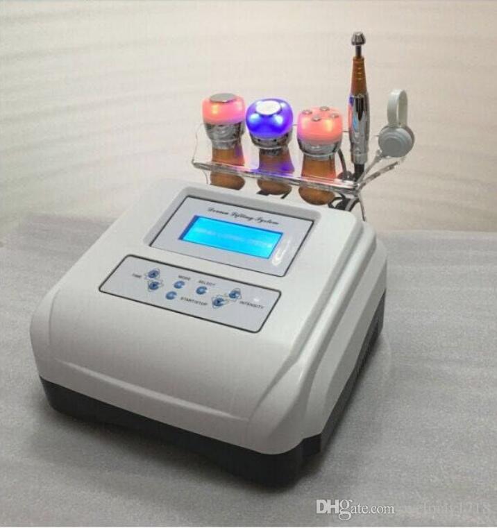 Venda quente de alta qualidade portátil Eletroporação Dispositivo sem Agulha Mesoterapia Sem Agulha Mesoterapia Máquina