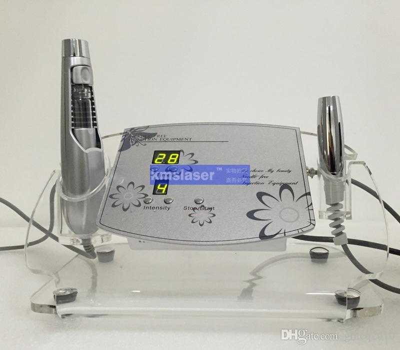 Nouvelle arrivée Mini aiguille sans mésothérapie mésothérapie thérapie machine de rajeunissement de la maison salon de coiffure utiliser dispositif anti-vieillissement