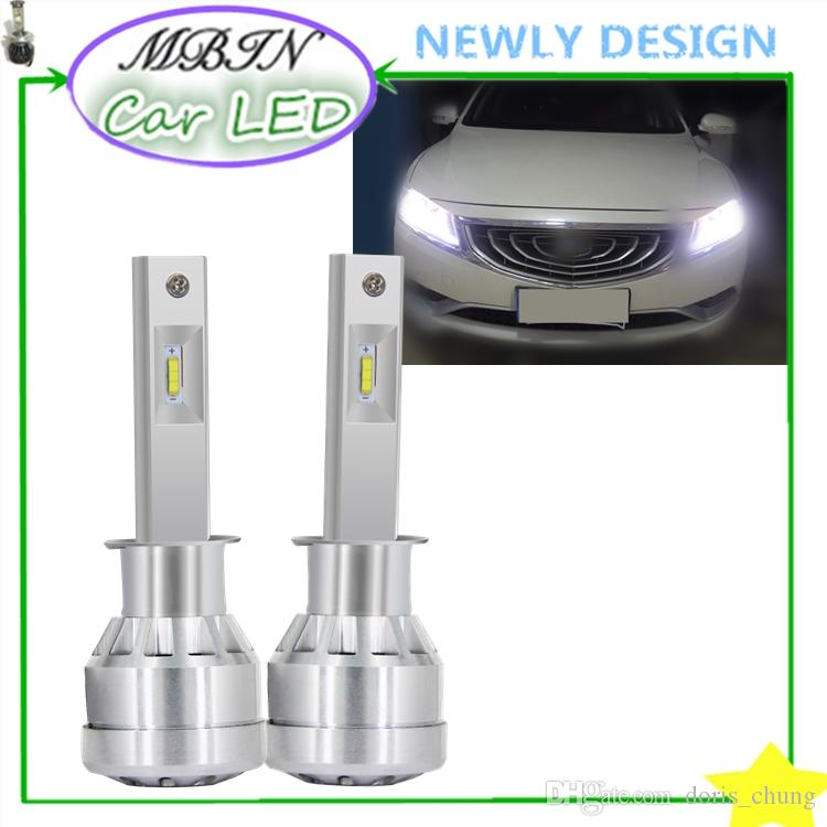 Newly M8 chip led driving bulb DRL auto headlight fog lamp car-styling 36W 8000LM modified lover replace HID and halogen lamp