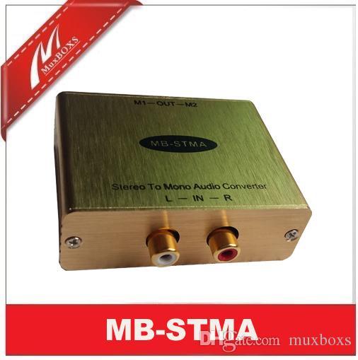 Mono Dönüştürücü Hi-Fi Ses Mikseri Pasif Stereo
