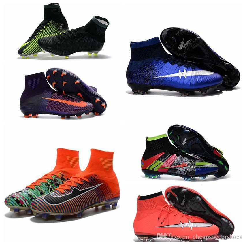2020 Mercurial Superfly Fg 2017 Mens Soccer Shoes Cristiano Ronaldo Soccer Cleats Football Boots 2014 Cr7 Cleats Boots Football Shoes New Cheap From Cheapsoccershoes 40 35 Dhgate Com