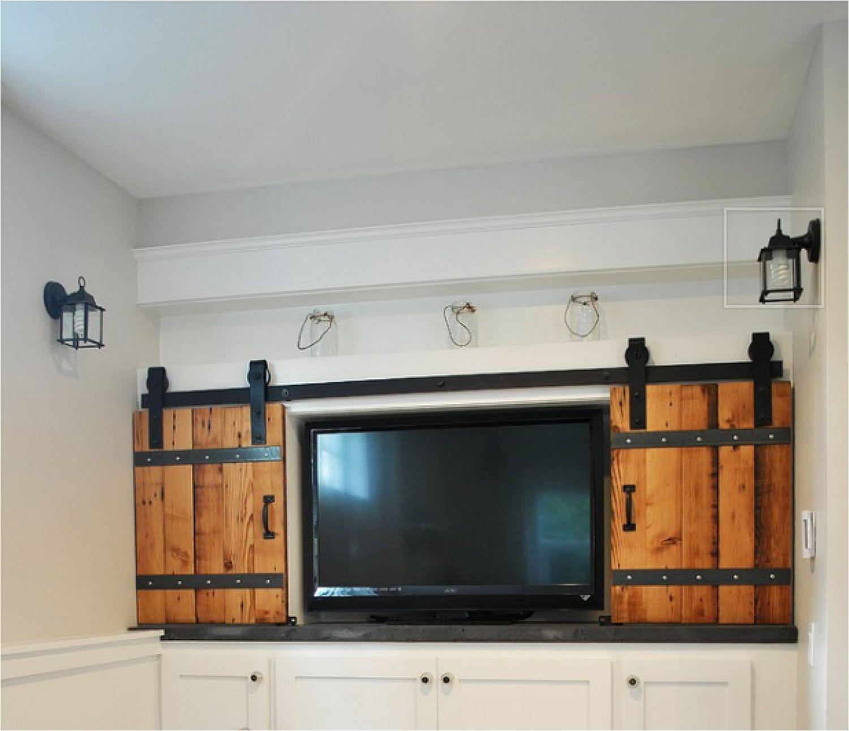 Бесплатная доставка двойные раздвижные двери сарая деревянные сверхмощный современный деревянный черный раздвижные двери сарая комплект оборудования