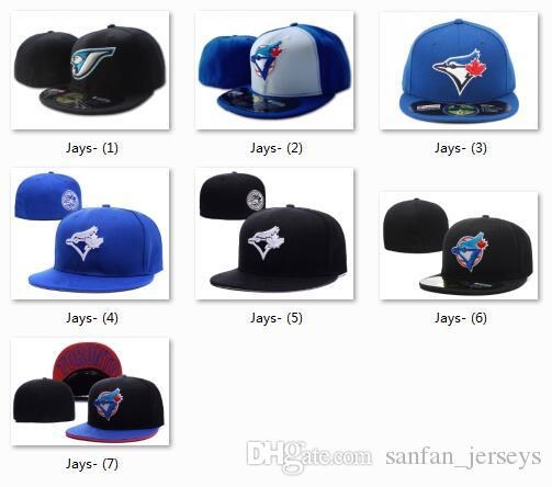 wholesale toronto blue jays baseball cap front logo alternate