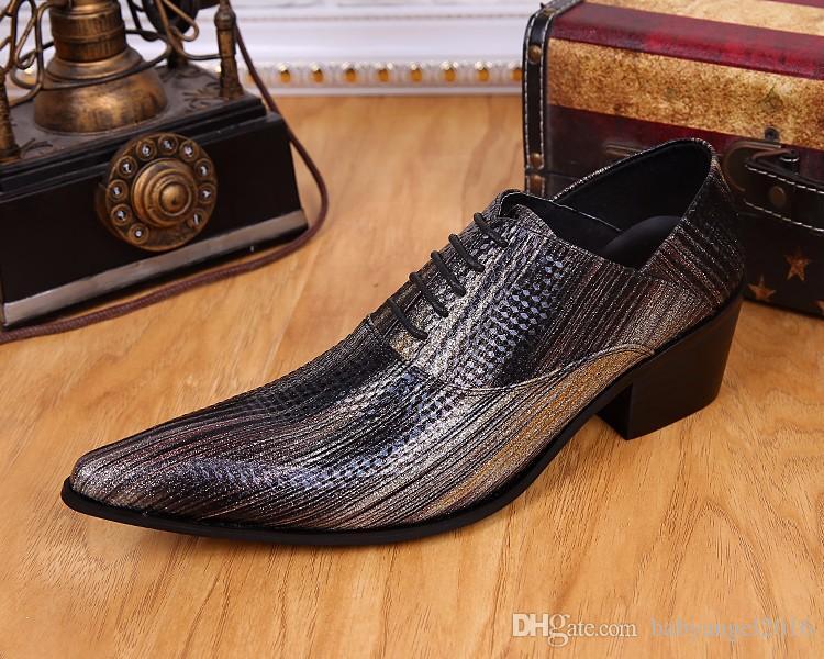 Christia Bella мода печати мужчины оксфорд обувь из натуральной кожи мужчины платье обувь для бизнеса свадьба формальные Мужская обувь плюс размер