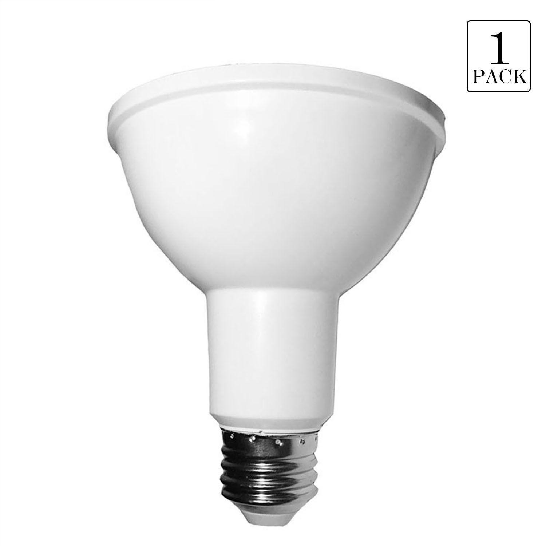 1 confezione PAR30 Lampadine a Led E27 12W 2700K 3000K 5000K Morbido / Caldo / Bianco naturale AC110V-240V 750LUMENS Uguale a 75W Lampada a incandescenza