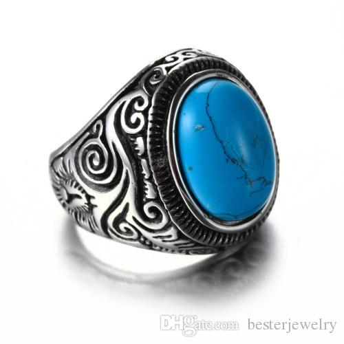 Western Jewelry 8 13 High Quality Turquoise Rings Vintage