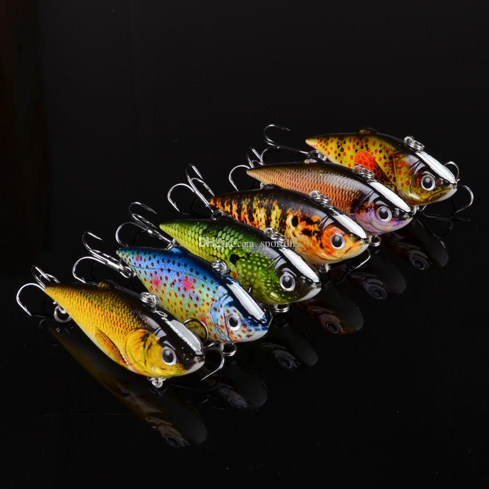 """2.5/"""" 0.3oz GOLD MOUSE SWIMBAIT BASS PIKE LURE"""