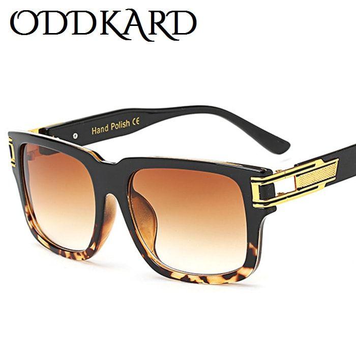 Oddkard dtc سلسلة ريترو نظارات للرجال والنساء الفاخرة مصمم خمر ساحة نظارات الشمس oculos دي سول uv400 OK03179