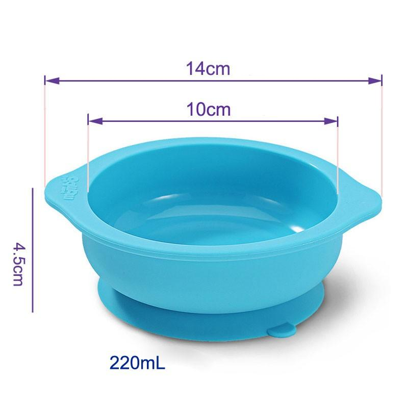 Soft-Baby-Silicone-Sucker-Bowl-220ml-kids-Utensils-Tableware-Bowls-Training-Plate-Feeding-Dish-New-Year-Gift-T406 (2)