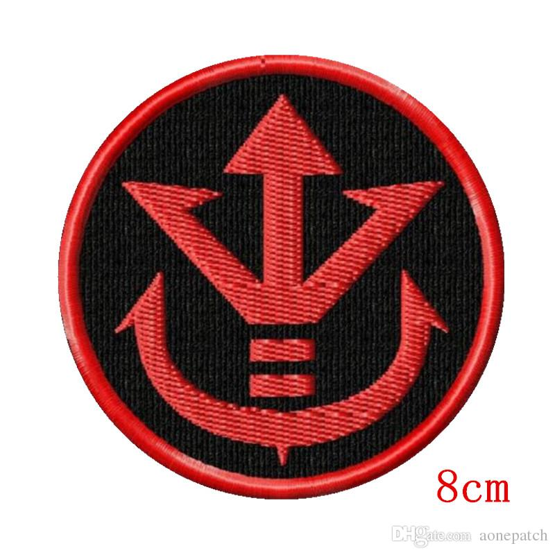 Dragon Ball patch logo embroidered iron&sew on badge DIY Apparel Accessories for Jacket Jeans Clothing Badge