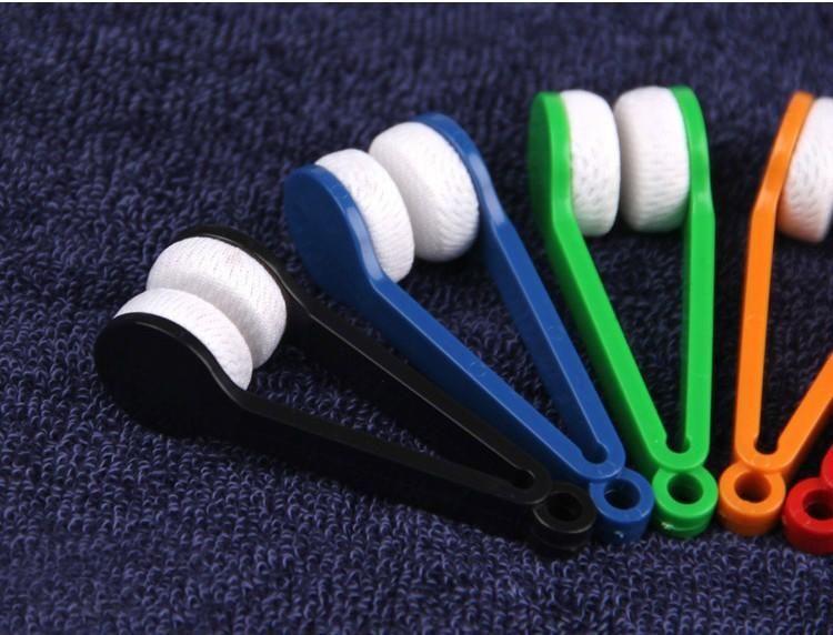 Creative Green Multifunction Draagbare bril Wis schoon zonder eventuele sporen te verlaten 0541 Super eenvoudig om de bril schoon te vegen