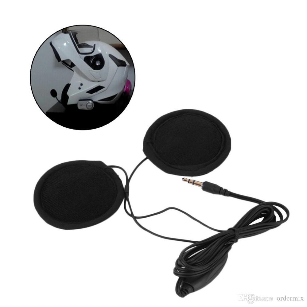 Motorrad Helm Intercom Interphone Headset Motorrad GPS Navigation Helm Kopfhörer Intercomunicador Motocicleta Kopfhörer