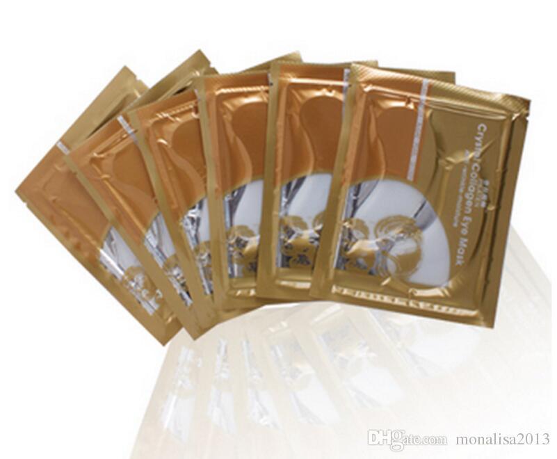 PILATÈNE Collagène Cristal Masques Contour Des Yeux Anti-âge Anti-poches Sur Le Cercle Sombre Anti-rides Hydratation Des Yeux Soins Femmes Faveurs Cadeaux D'anniversaire MZ001