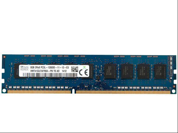 RAM For SK Hynix 2x 8GB 2Rx8 DDR3 1600MHZ PC3-12800E 240Pin DIMM Desktop Memory