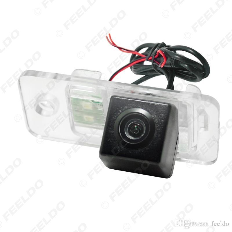 FEELDO Специальная Автомобильная камера заднего вида для Audi A3 Для (2012 ~ настоящее время) / A6 (2004 ~ 2011) Sedan Парковка Камера # 4361