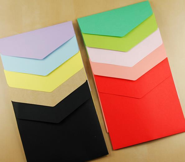 Wholesale 100pcslot 10cm square vip membership card bankcard mini wholesale 100pcslot 10cm square vip membership card bankcard mini postcard namecard invitation card square kraft paper envelopes 2018 from cansou stopboris Images