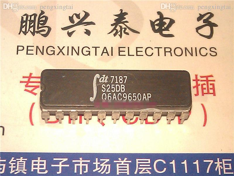 IDT7187S25DB , dual in-line 22 pin Ceramic package . Electronics parts / IDT7187 ,CDIP-22 , IC